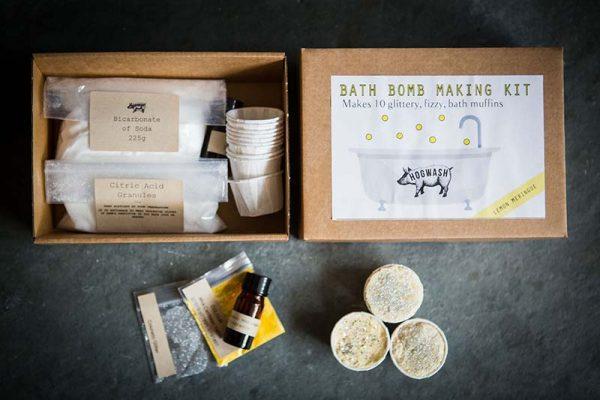 Lemon Meringue Bath Bomb Kit