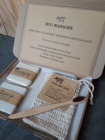 eco warrior gift set
