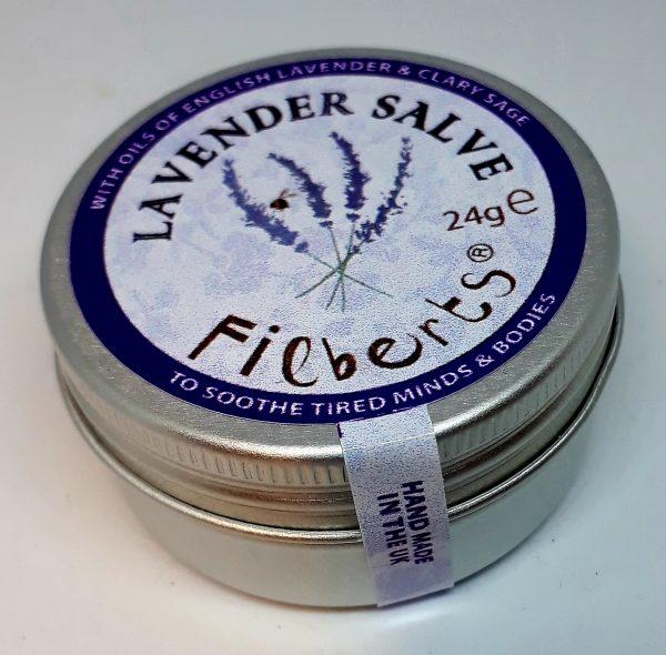 lavender salve for skin